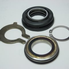 Double Mechanical Seals