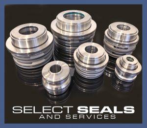 ITT Flygt Pump Mixer Seals