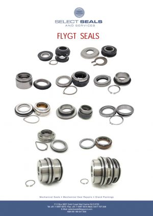 XYLEM Flygt Mechanical Seals