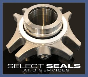 Select Seals SSS410 Cartridge Seal