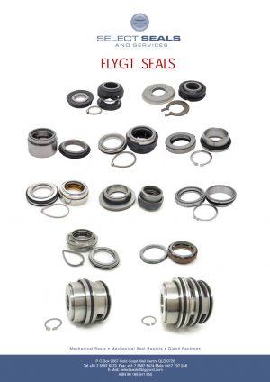 XYLEM Flygt Mechanical Seals